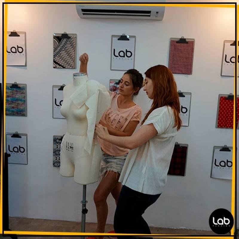 Lab Fashion Coworking Valor Liberdade - Sala Coworking Fashion