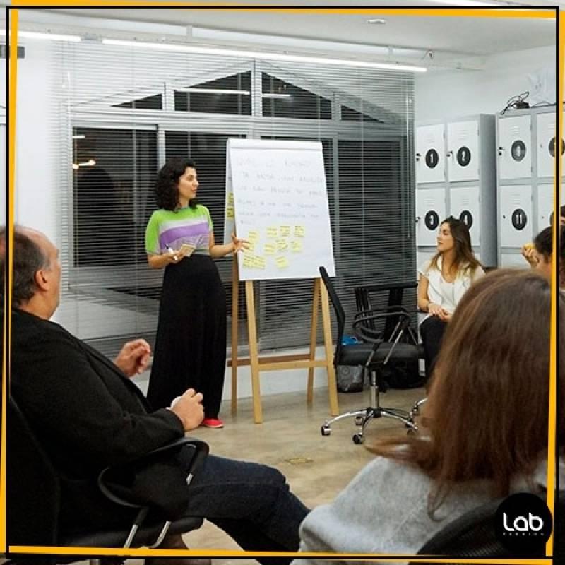 Laboratórios para Coworking Fashion Bela Vista - Locação Sala Coworking Fashion