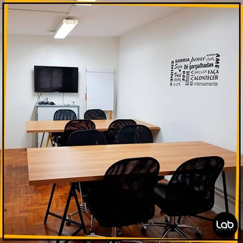 Locação de Salas para Reunião de Moda Luz - Sala de Reunião para Moda