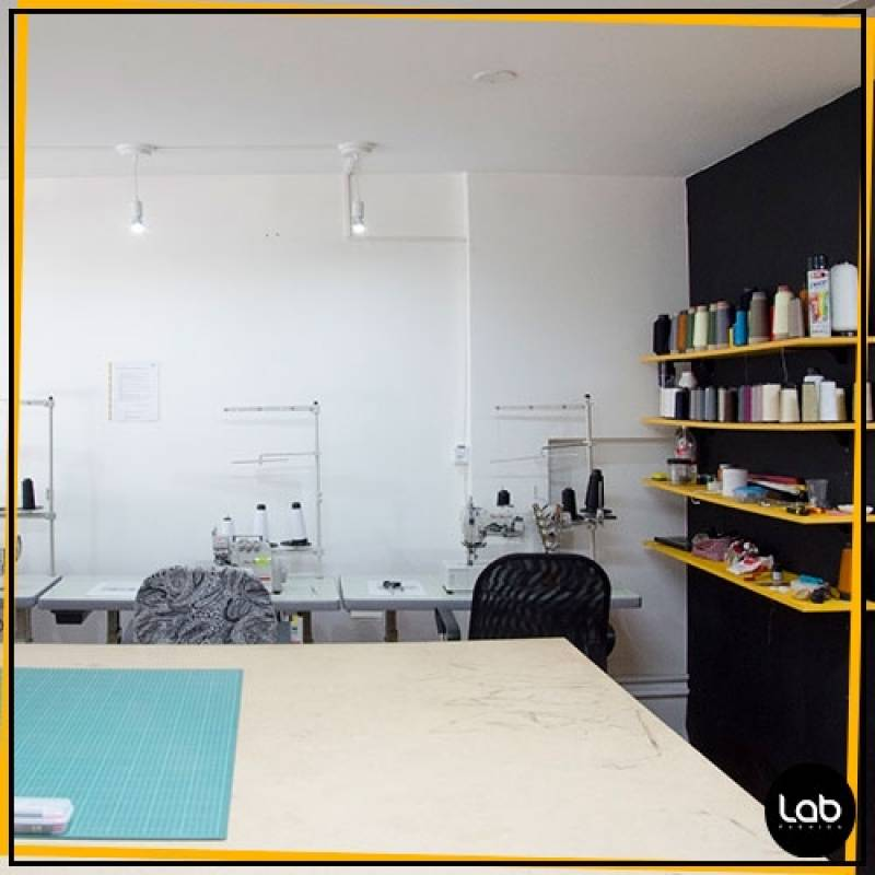 Local para Aluguel de Atelier Compartilhado Liberdade - Atelier de Moda Infantil