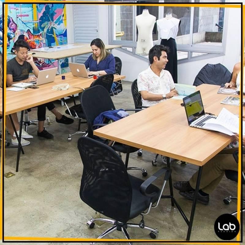Quanto Custa Coworking Fashion Santa Efigênia - Locação Sala Coworking Fashion