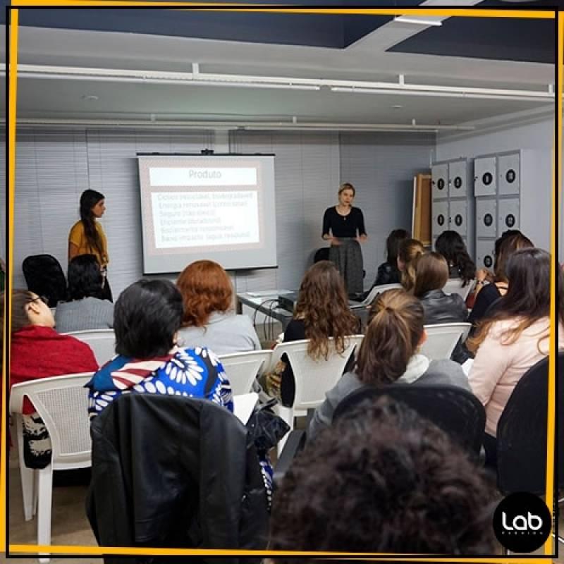 Sala para Treinamento de Moda Oscar Freire - Sala Privativa para Treinamento