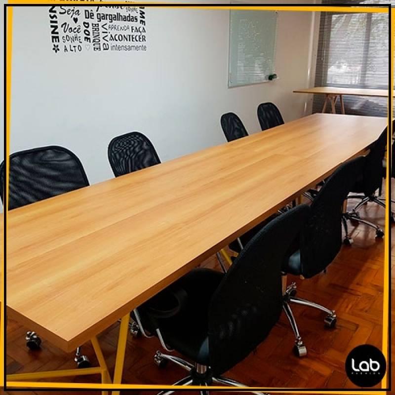 Salas de Reunião para Moda Vila Madalena - Sala para Treinamento para Moda