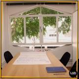 locação de sala para coworking fashion Luz
