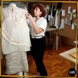 onde encontrar curso de estilista de roupas Santa Cecília