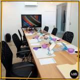 onde encontro sala privativa para treinamento Luz