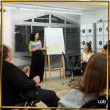 palestras para estilista de moda Luz
