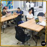 quanto custa coworking fashion Bela Vista