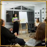 quanto custa locação de sala para workshop estilista Luz