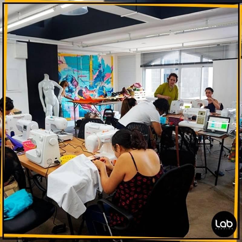 Valor de Alugar Sala para Workshop de Moda Liberdade - Workshop para Estilista